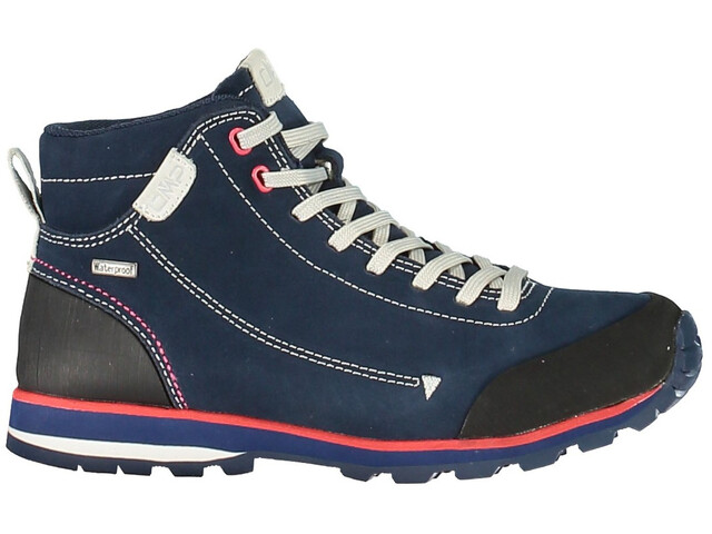 CMP Campagnolo W's Elettra Mid WP Hiking Shoes Black Blue